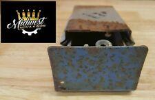 66 67 CHEVROLET CHEVY II NOVA ORIGINAL GM DASH ASH TRAY #1, ashtray