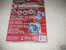 Transformers- Party Time Decoration Kit