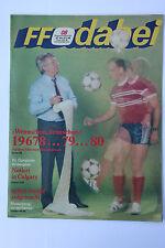DDR Fernsehzeitschrift FF Dabei RARITÄT 08/1988 TOP !!