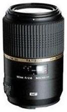 Tamron 90mm f/2.8 SP Di MACRO 1:1 USD Lens for Sony plus 6 Year Tamron Warranty