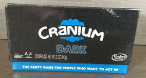 BNIP Brand New Cranium Dark Adult Party Game Hasbro 3+ Players *Ideal Present*