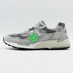 New in Damaged Box New Balance 992 'Grey' in US Men's Size 10.5 -BBR2262