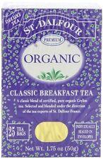 St Dalfour: Breakfast Tea Classic 6 Boxes, 25 ct