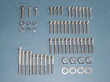 YAMAHA XT 500 SR 500 va Motore Set di viti acciaio inox a2 ENGINE BOLTS Set