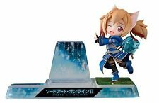 PULCHRA Smartphone Stand No.09 Sword Art Online II Silica Figure from Japan
