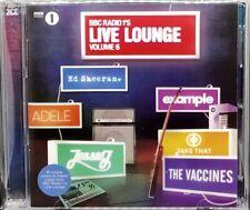 BBC 1'S LIVE LOUNGE VOLUME 6 - DOUBLE CD ALBUM, (2011).