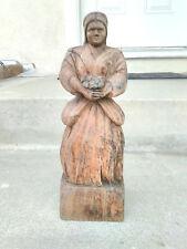 western art deco vintage sconce noveu statue victorian americana sculpture