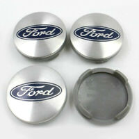 4x 54mm Ford  Nabendeckel Felgendeckel Nabenkappen Chrome 6M211003AA