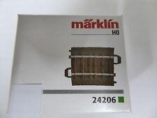 Märklin H0 24206 C-Gleis gebogen R2 = 437,5 mm / 5,7° Neuware