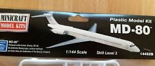 Minicraft Douglas (Boeing) MD-80 (DC-9 srs) 1/144 scale model aircraft kit