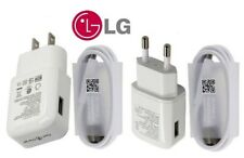 Original OEM Fast Charging Wall Charger Cable For LG V20 G5 G6 V30 V35 V30S G7
