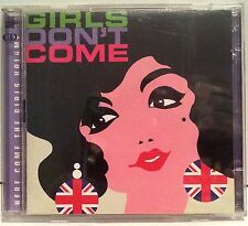 GIRLS DON'T COME : HERE COME THE GIRLS VOL.10 (NEECD 327) RARE OOP 2 CD GIRLS!!!