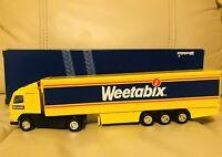 Corgi 59518 Volvo Truck & Trailer Diecast Model – Weetabix (MIB)