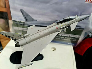 Eurofighter Typhoon EF2000 37-12 37° Gruppo 18° Stormo 1:72 DieCast Hobby Master