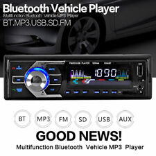 autoradio Kit Main Libre Bluetooth Radio 1 Broche SD/USB / HAUT-PARLEUR / FM