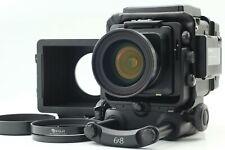 【MINT】 Fujifilm Fuji GX680 III PRO & GX 80mm f/5.6 Lens 120 Film back From Japan