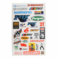 Unbranded Bicycle Stickers and Decals