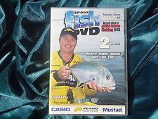 Sport Fish - Master Class #2  (DVD) Australian Fishing