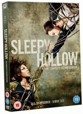 Sleepy Hollow The Complete Second Series 2 Season 2 New & Sealed