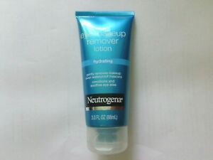 NEW DISCONTINUED NEUTROGENA EYE MAKEUP REMOVER  HYDRATING LOTION 3 FL OZ