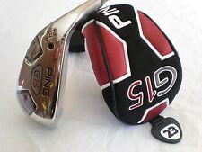BRAND NEW LH Ping G15 23* Hybrid Aldila Serrano 85-S Graphite Ping ID8 Grip & HC