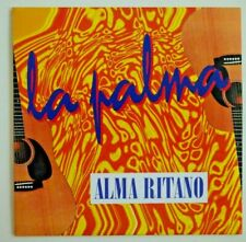 ALMA RITANO : LA PALMA  ♦ RARE FRENCH CD SINGLE ♦ gitan gipsy