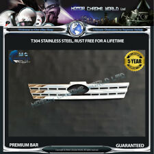 FITS TO FORD CONNECT CHROME GRILLE COVERS 3y GUARANTEE 2009-2014 OFFER