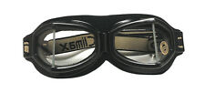 NEW CLIMAX 518 GOGGLES Classic VINTAGE Motorcycle Racer Rider Old School RETRO