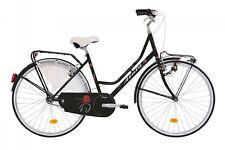 BICI BICICLETTA URBAN STYLE ATALA PICCADILLY 26 UNISEX city bike passeggio BLACK