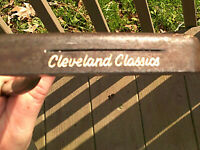 Cleveland Classics KG 3 milled putter 35'' Original Leather.. Really nice !!!