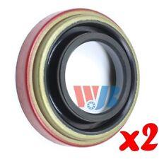 Pair of 2 WJB WS8594S Oil Seal Wheel Seal Cross 8594S