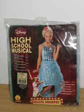 Disney High School Musical Deluxe Sharpay Fancy Dress Up Disfraz 3-4 años