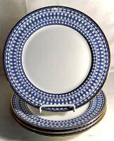 """4 Rorstrand 10033 10 1/4"""" Dinner Plates"""