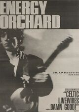5/5/90Pgn25 Advert: energy Orchard The Album Out Now On Mca Records 15x11