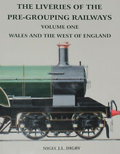 STEAM RAILWAY LIVERIES Rail History Pre Grouping Wales West England GWR Cambrian