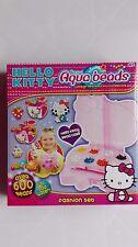 Aquabeads set Hello Kitty Fashion Set with hello kitty aqua bead case 88919