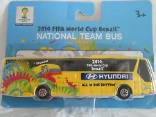 2014 FIFA World Cup Brazil ECUADOR National Team Bus Souvineer Official License