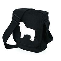 Border Collie Gift Pack Shoulder Bag & Wallet Dog Walkers Gift Mothers Day Gift