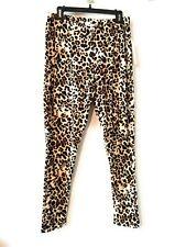 Eye Candy Women's Legging Size 3XL Animal Print