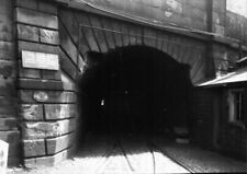 PHOTO  CROWN STREET TUNNEL LIVERPOOL IN 1967