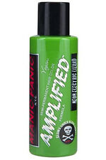 Manic Panic Amplified Electric Lizard Green Hair Colour Dye Goth Punk Gothic Emo
