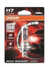 OSRAM 64210NBL-01B NIGHT BREAKER® LASER H7 Blister PX26d Scheinwerferlampe