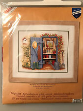Vervaco MY GARDEN SHED Cross Stitch Kit