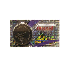 1 Maxell CR2032 Batteries Lithium Battery 3V Button/Coin Cell CR 2032