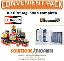 KIT TAGLIANDO FILTRI FORD Mondeo III 2.2 TDCi 114KW 155CV 09/04- 08/07