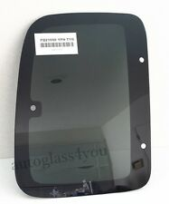 For 01-04 Toyota Tacoma 2-DR Ext Cab Rear Quarter Glass Window Passenger/Right