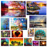 HOT Landscape 5D Diamond Painting DIY Embroidery Cross Stitch Home Decor Craft