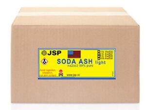 SODA ASH dense sodium carbonate (Na2CO3) 5 lbs