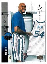 Horace Grant 1994 Upper Deck All Star Class Orlando Magic Basketball Card