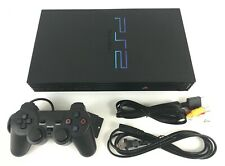 Sony PlayStation 2 PS2 Original Fat Console Bundle with New Controller & Cords
